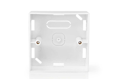 SmartLife surface mounted rear box, 86 x 86 mm