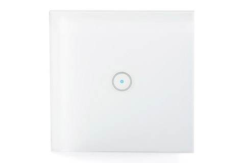 SmartLife Wi-Fi switch for light, single - Front