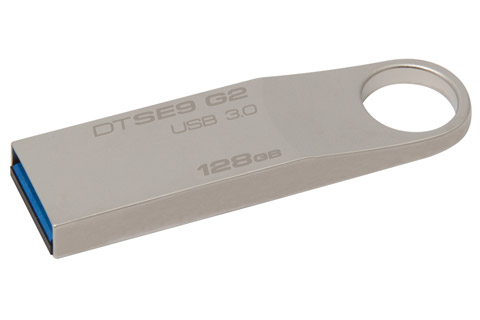 Kingston USB 3.2 Gen 1 memory stick - 128 GB