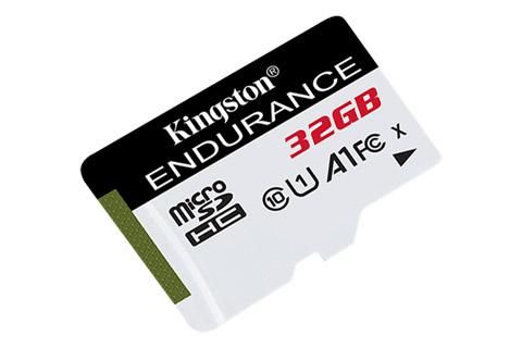 Kingston Endurance microSD(SDHC) card - 32 GB