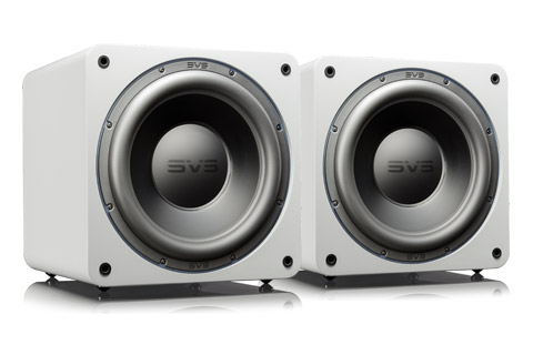 SVS SB3000 dual pack - white highgloss