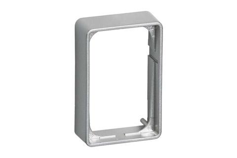 LK FUGA® Baseline 50-ramme - 1.5 modul, 21 mm., stålmetallic