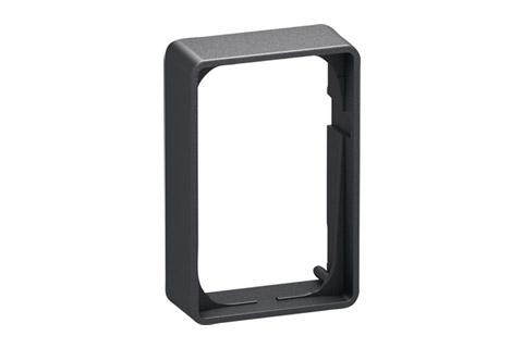 LK FUGA® Baseline 50-ramme - 1.5 modul, 21 mm., koksgrå