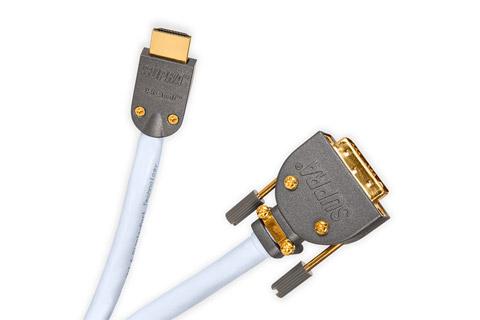 Supra DVI - HDMI Metal