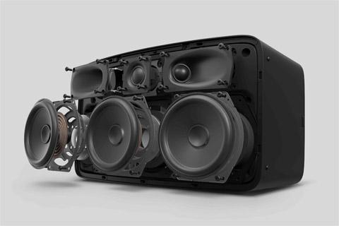 Sonos Five højtaler, lifestyle