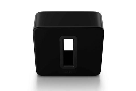 Sonos Sub Gen3  subwoofer, black