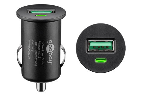 Gobbay Quick ChargeT QC3.0 USB car fast charger