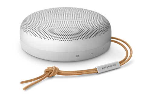 B&O Beosound A1 2nd Gen Transportabel Bluetooth højttaler, grey mist