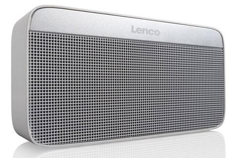 Lenco BT-200 Bluetooth speaker with lights