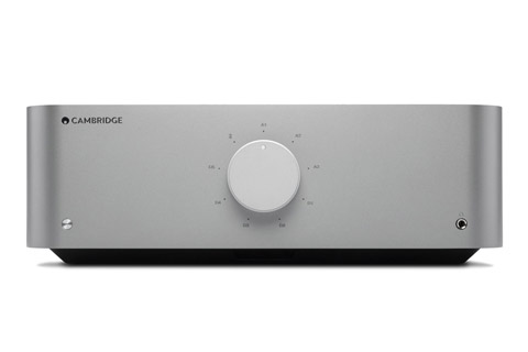 Cambridge Audio Edge A amplifier