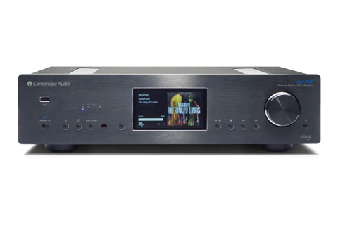 Cambridge Audio Azur 851N network player, black