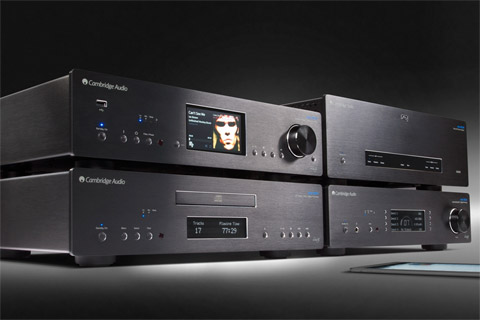 Cambridge Audio Azur 851N network player, lifestyle