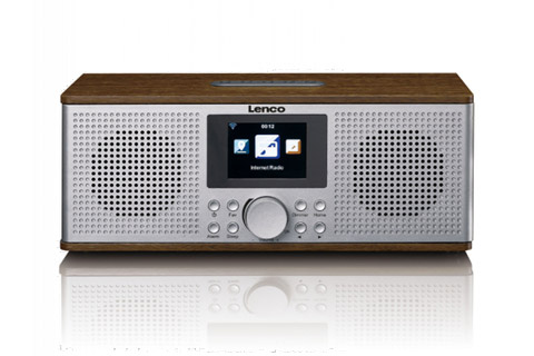Lenco DIR-170 Internet, FM and DAB+ radio - Front