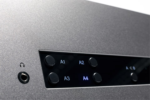 Cambridge Audio CXA81 stereo amplifier