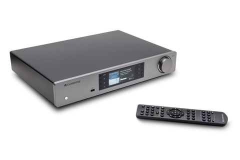 Cambridge Audio CXN V2 music streamer