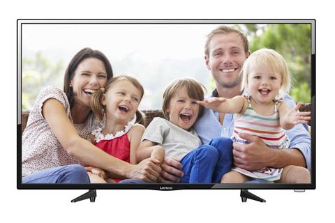 Lenco LED-4022 40'' HD LED TV, black