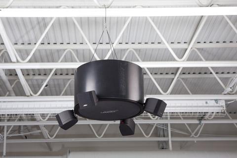 Bose Pro FreeSpace®FS3 pendant system, sort