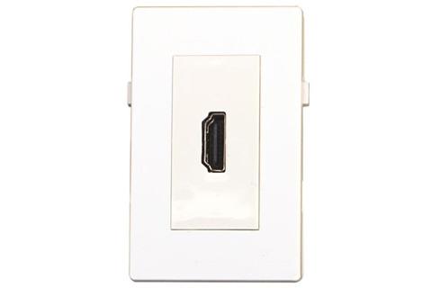 AV vægdåse til FUGA, HDMI, USB-A