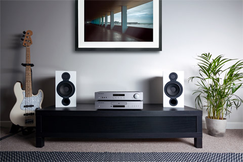 Cambridge Audio AXA35 integrated amplifier
