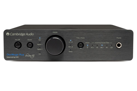Cambridge Audio DacMagic Plus, sort