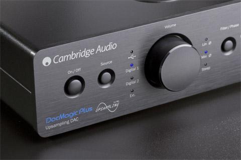 Cambridge Audio DacMagic Plus, sort