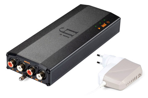 ifi Audio Micro Iphono 3 Black label RIAA