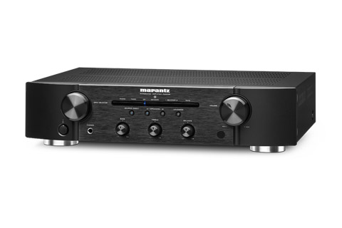 Marantz PM5005 stereo amplifier, black