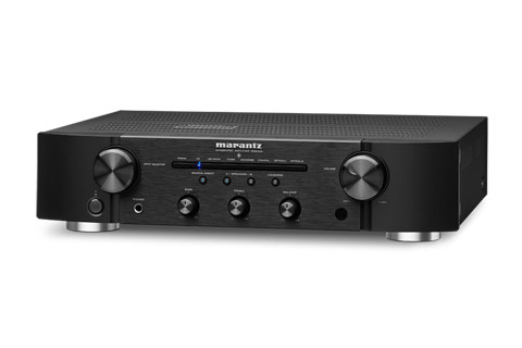 Marantz PM6006 stereo amplifier, black