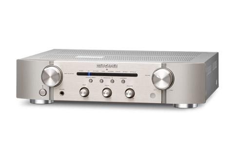 Marantz PM6006 stereo amplifier, silver