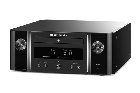 Marantz Melody X M-CR612 receiver, black