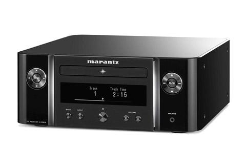Marantz Melody X M-CR612 receiver, black