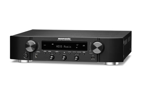 Marantz NR1200 stereo receiver, sort, returvare
