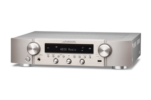 Marantz NR1200 stereo receiver, silver