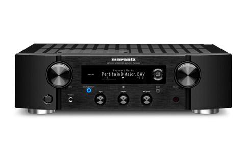 Marantz PM7000N stereo amplifier, black