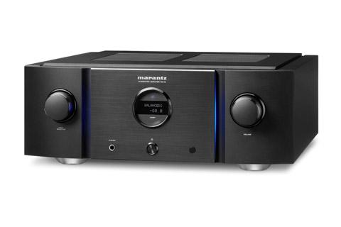 Marantz PM10S1 stereo amplifier, black