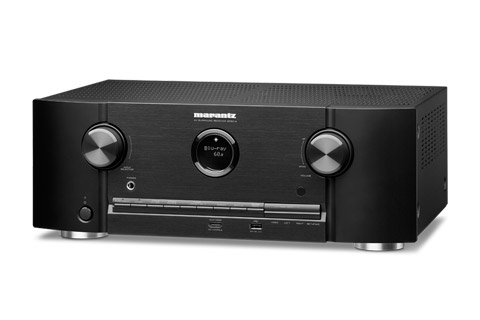 Marantz SR5014 surround receiver, black