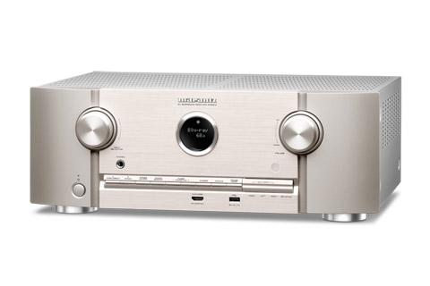 Marantz SR5014 surround receiver, silver