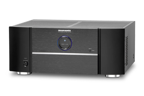 Marantz MM7055 power amplifier, black