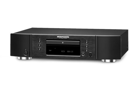 Marantz CD5005 CD player, black