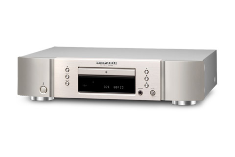 Marantz CD5005 CD player, silver