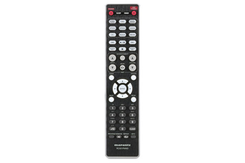 Marantz ND8006 network player, remote