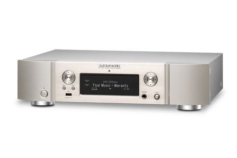 Marantz NA6006 network player, silver