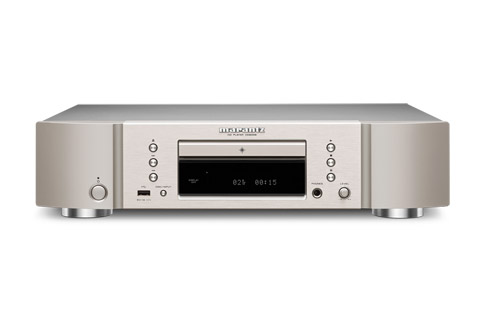 Marantz CD6006 CD player, silver
