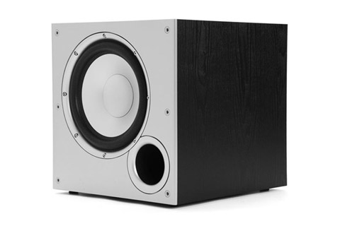 Polk Audio PSW 10e subwoofer, sort