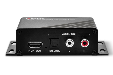 Lindy HDMI 2.0 audio extractor
