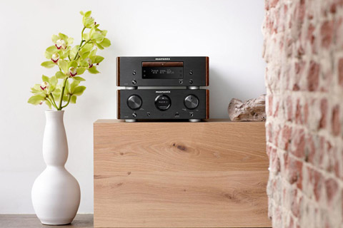 Marantz HD-AMP1 integrated stereo amplifier - Lifestyle