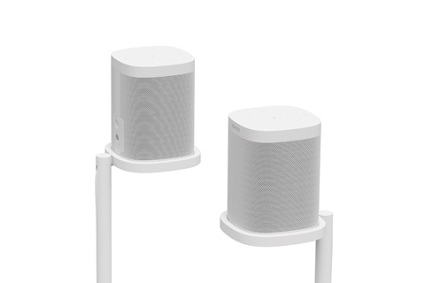 SONOS Stands One pair, hvid