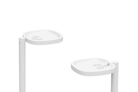 SONOS Stands pair close, hvid
