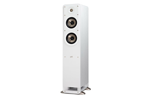 Polk Audio S50e bookshelf speaker - White