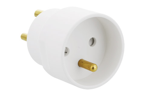 Schuko power adaptor